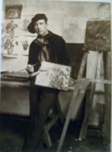 Василий Ермилов. 1913. Фото artukraine.com.ua