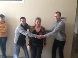 Били-Били-Бом-ТОСТЕР на Intel Teach в Харькове