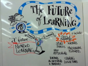The future of education, WEF session